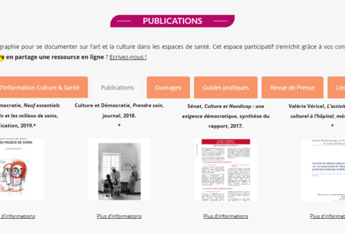 Page Ressources